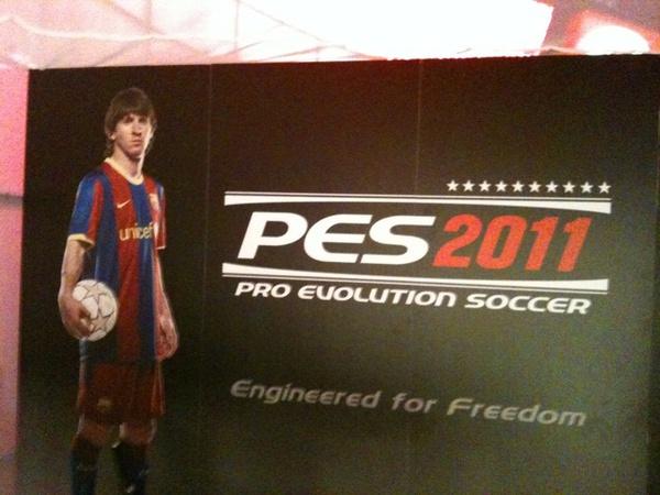 حصـرى النسخة المنتظرة لعبة كرة القدم المعشوقة Pes 2011 نسخة