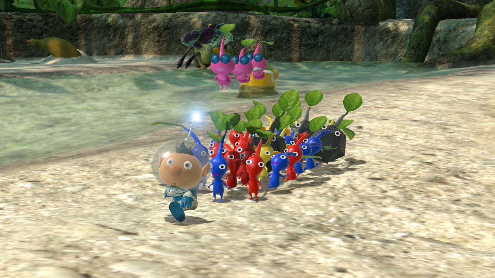 Pikmin 3 Deluxe Coming To Nintendo Switch In October Godisageek Com