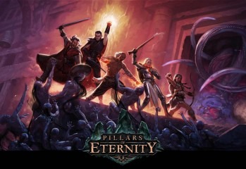 pillars of eternity console