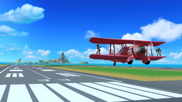 pilotwings bros
