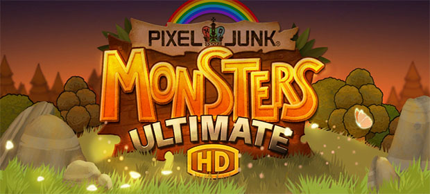 pixel junk monsters hd banner