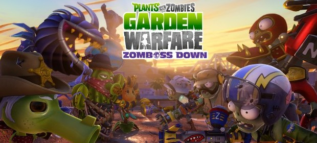 Plants Vs Zombies Garden Warfare Heads to the Wild West