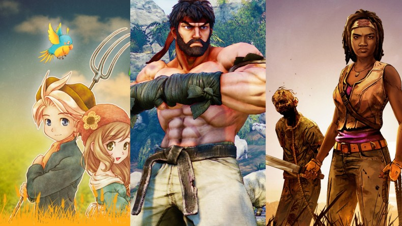 Podcast 25/02/16 - Peter Willington and Street Fighter V