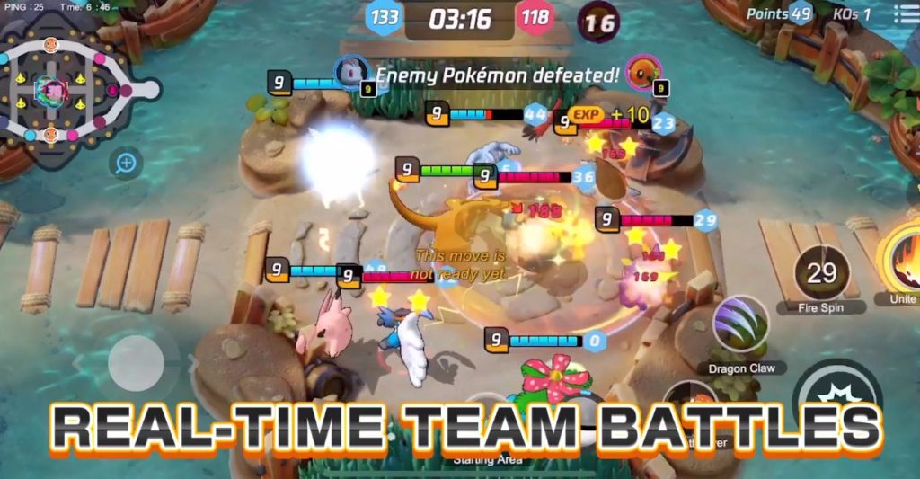 Free-to-start game Pokémon UNITE announced for Nintendo Switch and ...