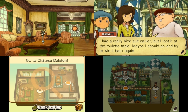 Professor Layton & The Miracle Mask Review