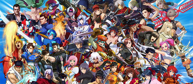 Project X Zone Capcom Trailer is Full of Fan Service
