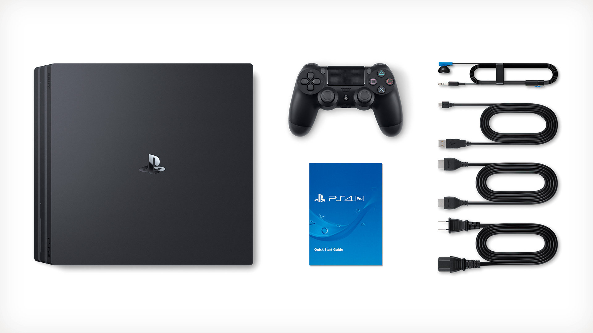 ps4 pro packed