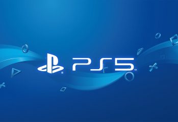 The PS5 logo