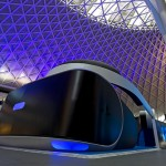 King's Cross Station gets a huge PlayStation VR headset ahead of the UK launch
