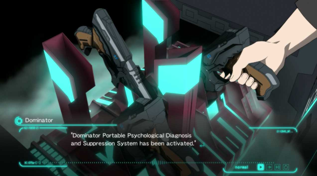 psycho pass ps4 review