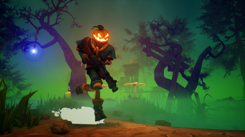 Spooky platformer Pumpkin Jack comes to PS4 this month