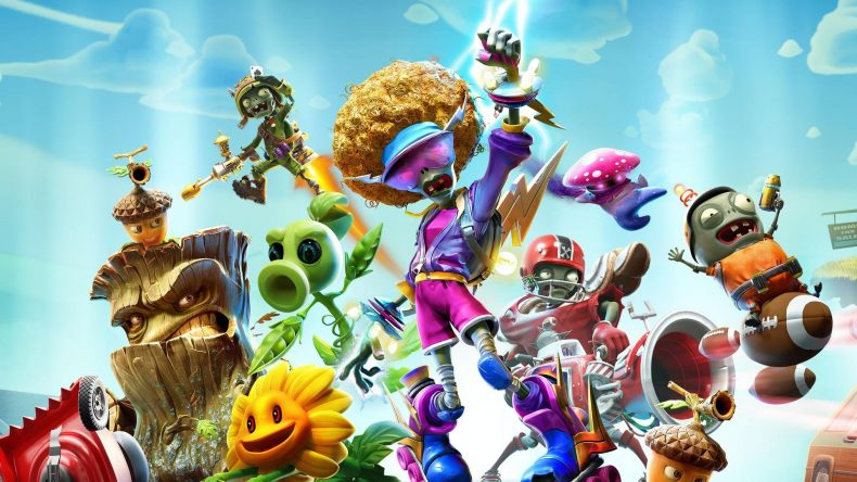 Plants vs Zombies: Battle for Neighborville - review in progress