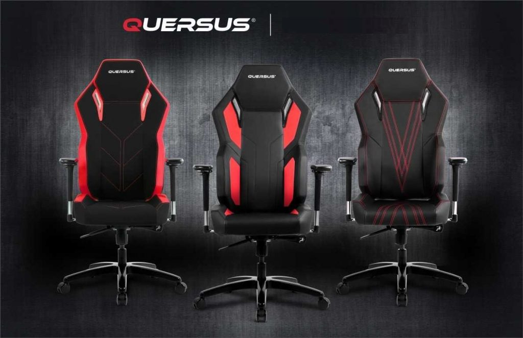 Quersus Vaos Gaming Chair Review Godisageek Com
