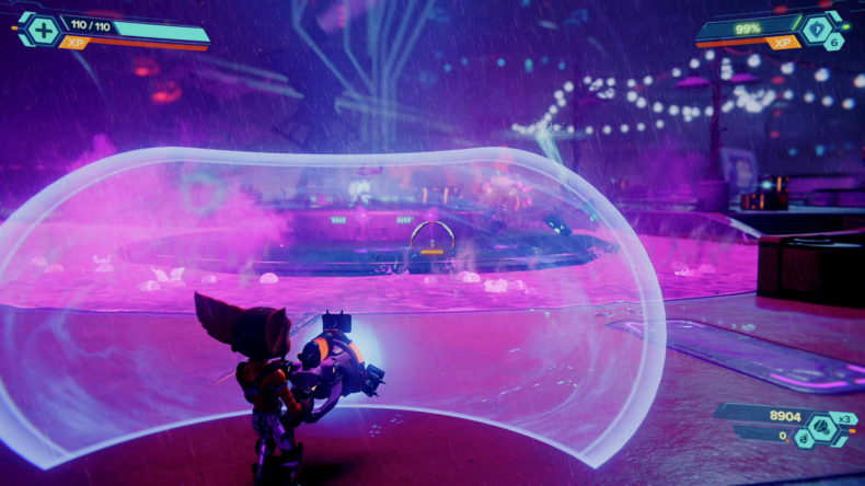 """Ratchet & Clank: Rift Apart   How to unlock the """"Return Policy"""" trophy"""
