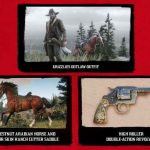 Red Dead Redemption 2's PS4 exclusive early access content has been revealed