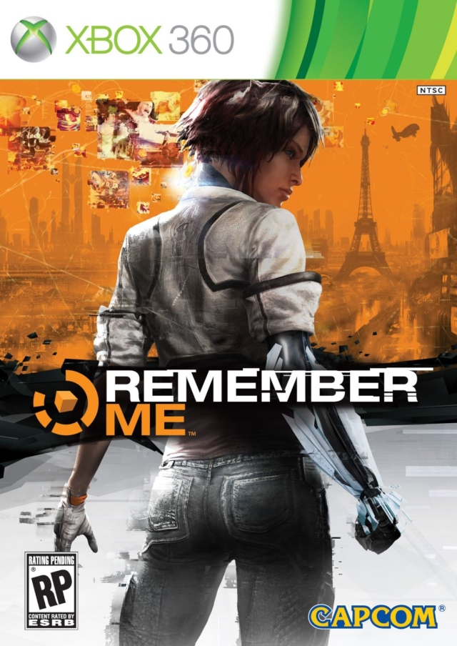 Capcom Announce New IP - Remember Me