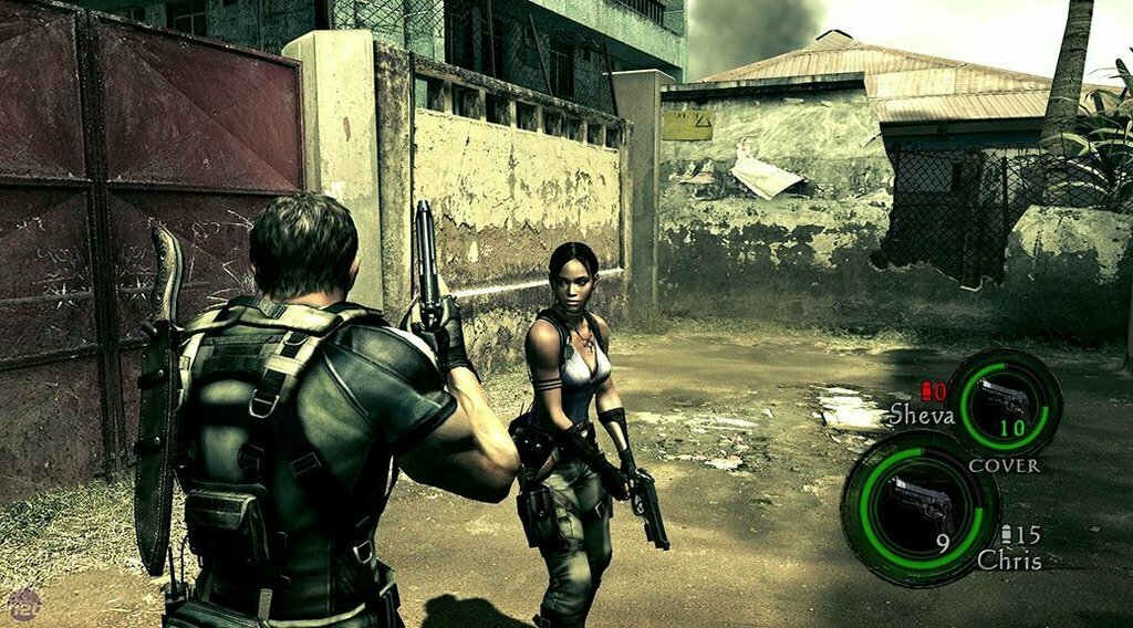 Resident Evil 5 Switch Review Switch Re Port Godisageek Com
