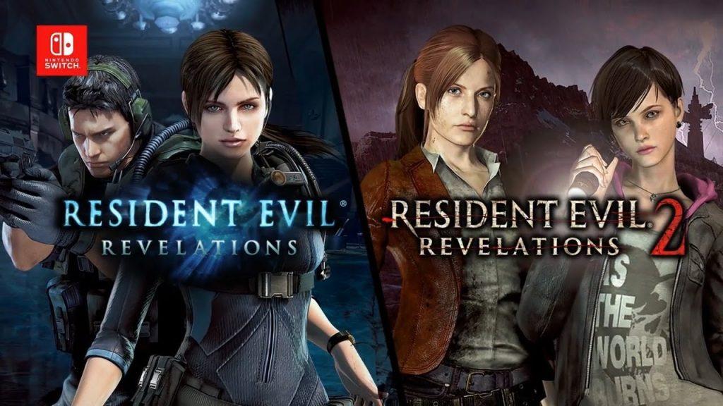 Resident Evil Revelations 1 & 2 Switch Review - GodisaGeek com