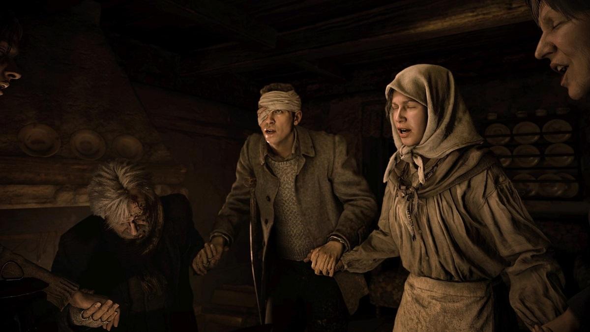 Resident Evil Village Villagers