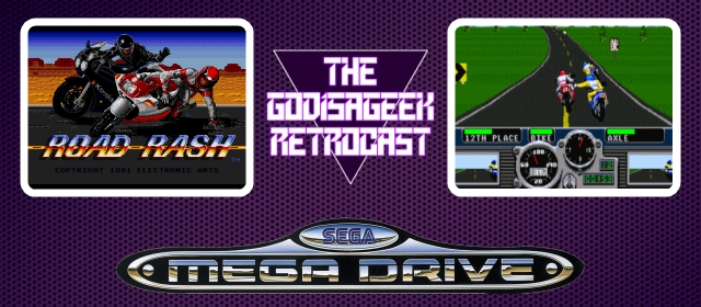 The RetroCast Episode Six: Road Rash (MD)