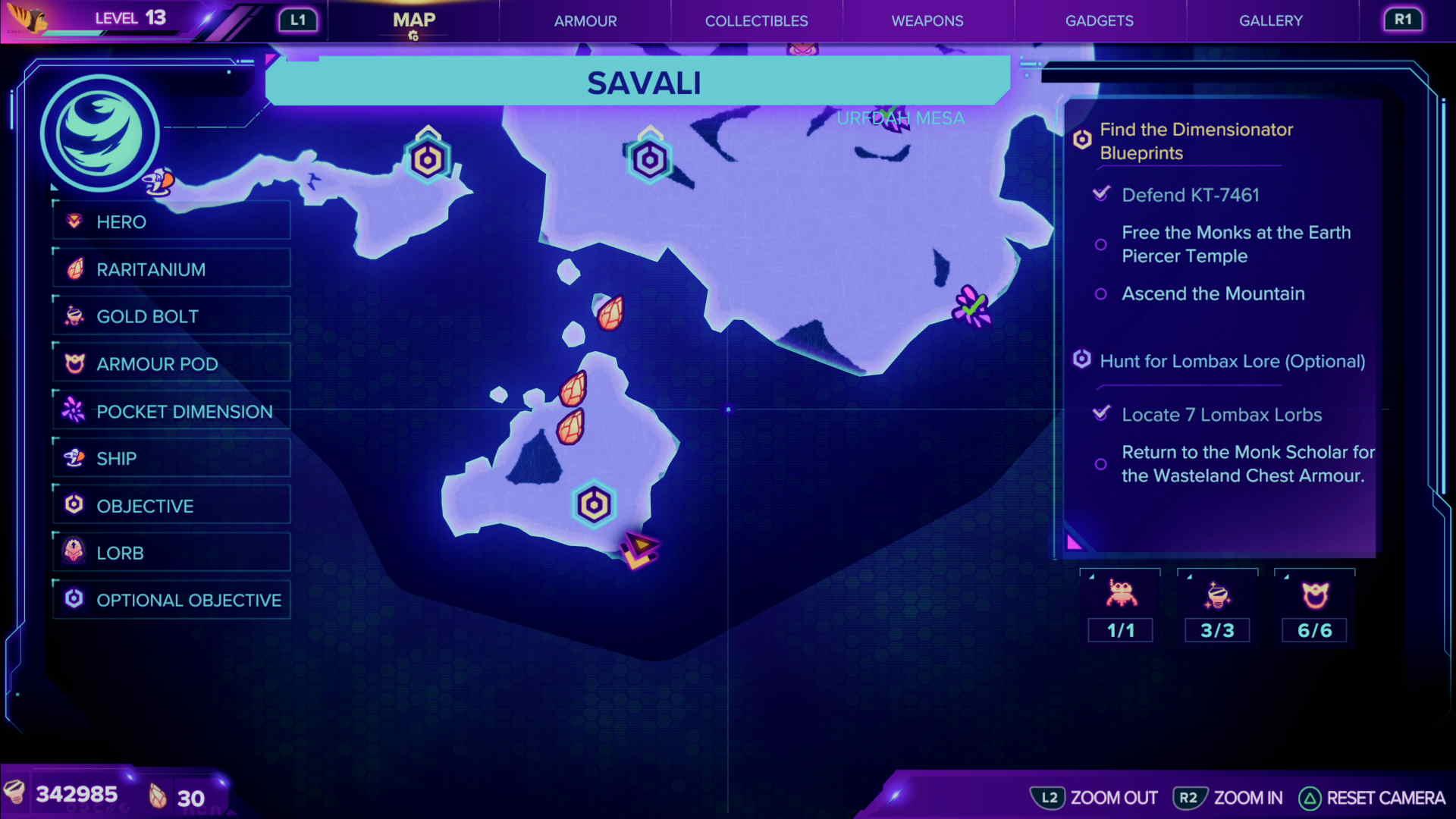 CraiggerBear 4: Savali