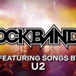 U2 Set to Make Video Game Debut in Rock Band 4