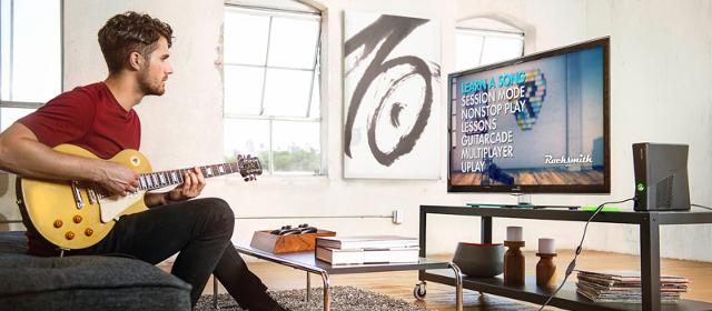 New Rocksmith 2014 Video Reveals Improved Guitarcade