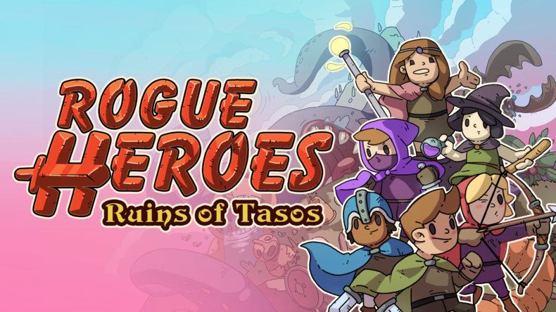 Rogue Heroes: Ruins of Tasos title image