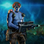 Check out the remastered Rogue in Rogue Trooper Redux