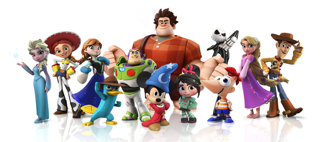 More Characters Announced For Disney Infinity