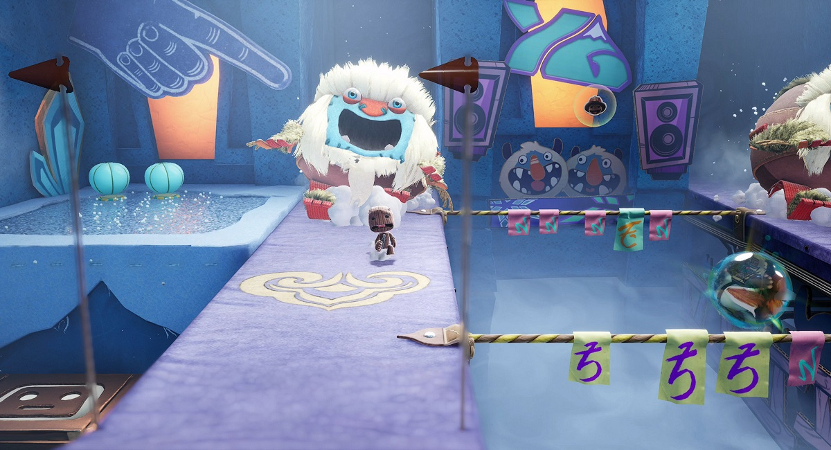 sackboy a big adventure ice