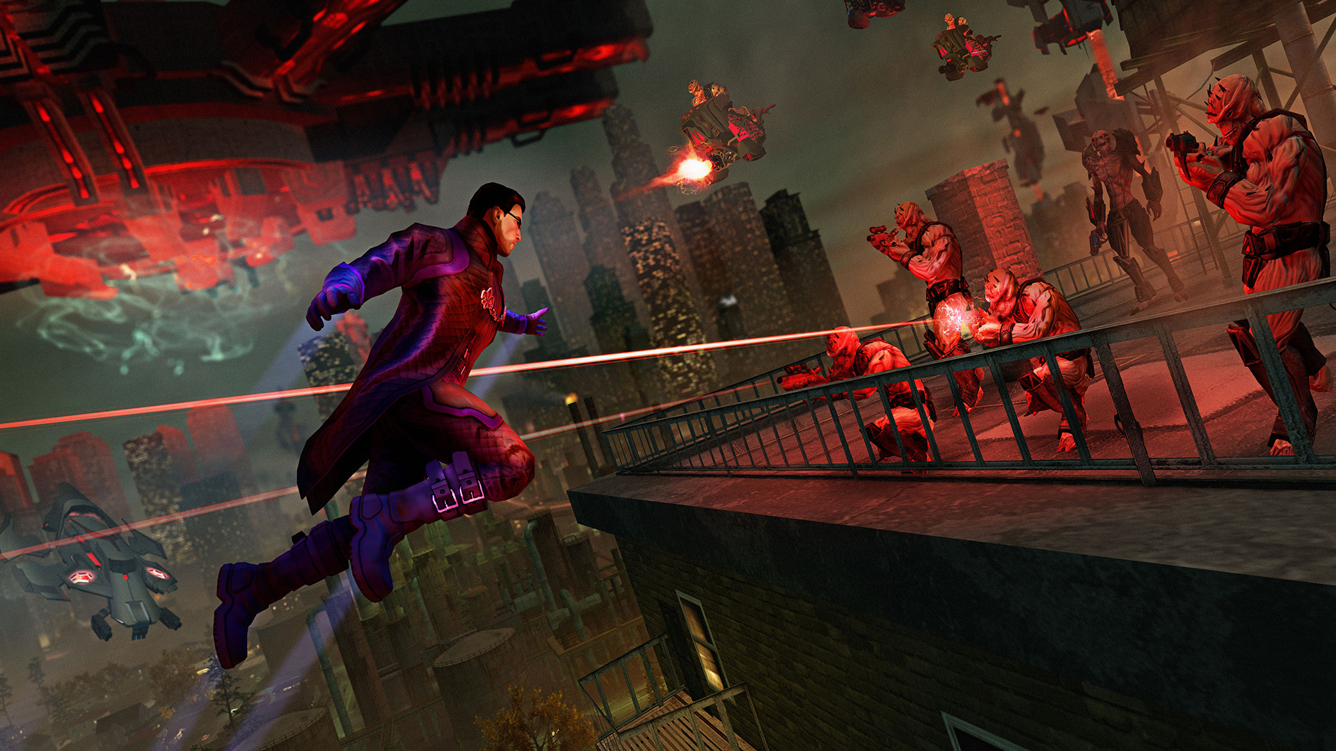 Saints Row: IV - Re-Elected heading to Nintendo Switch ...