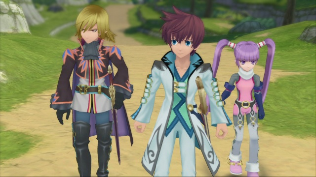 Tales of Graces f Preview