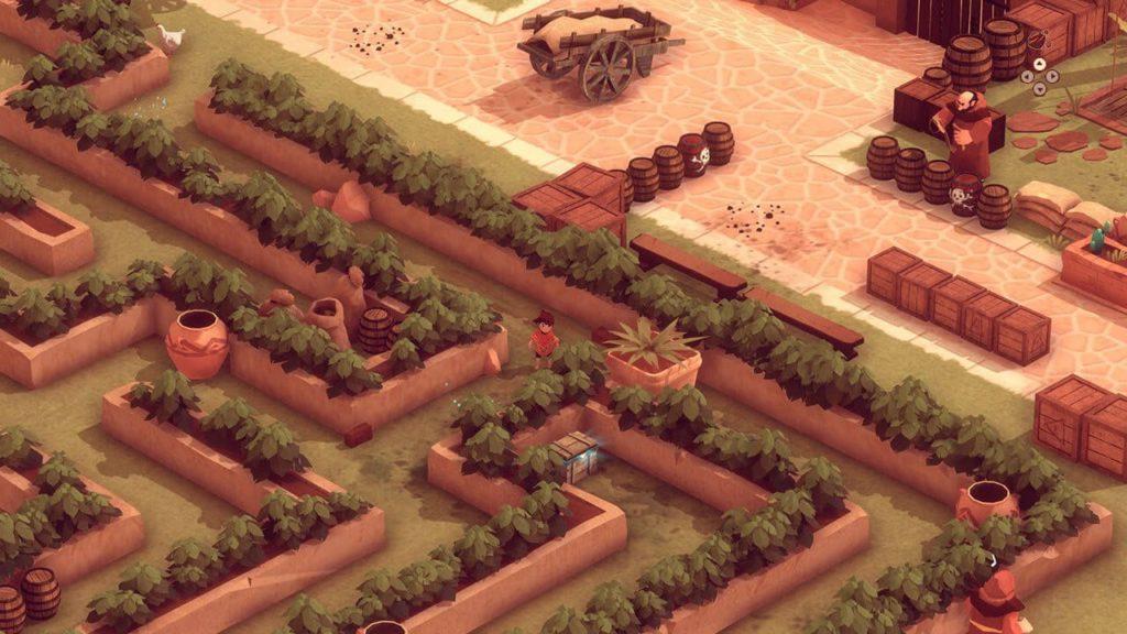 A screenshot of El Hijo