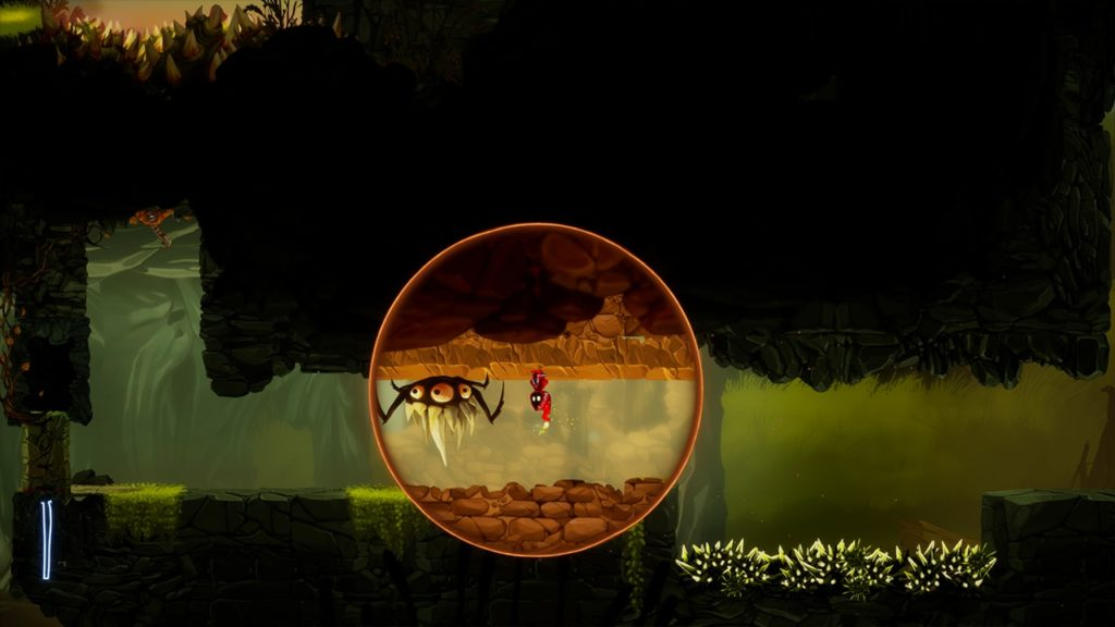 A screenshot of Unbound: Worlds Apart