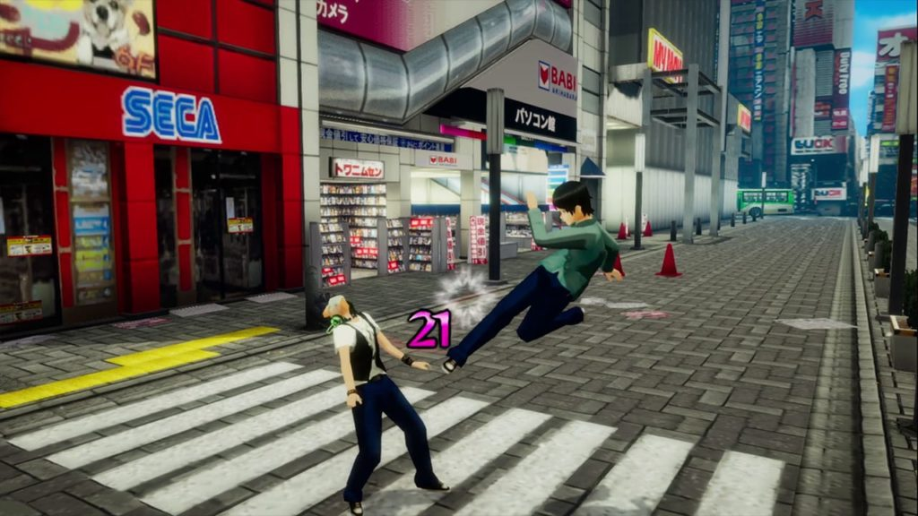 A screenshot of Akiba's Trip: Hellbound and Debriefed
