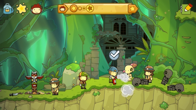 Scribblenauts Unlimited Wii U Review