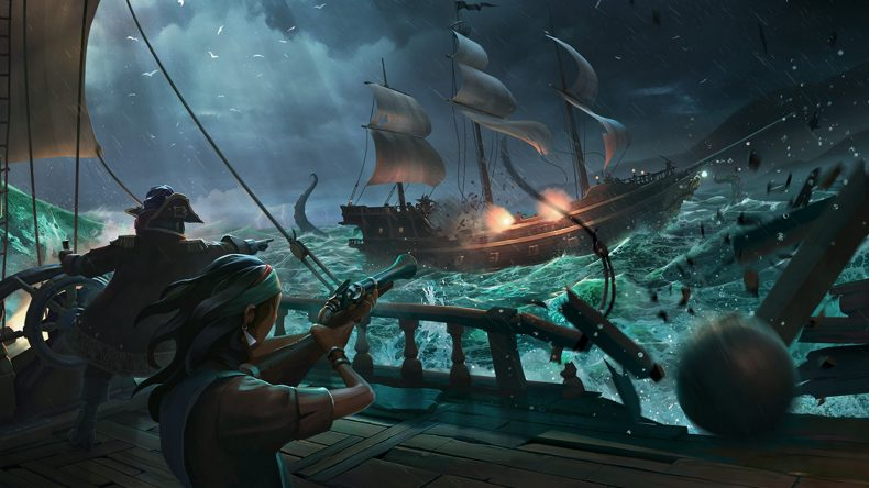 Sea of thieves cross platform