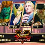 Street Fighter V Season 3 revealed, Sakura trailer released