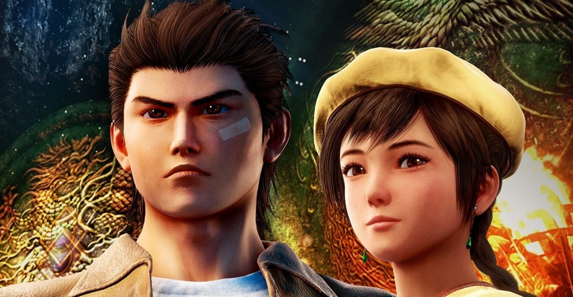 Podcast #374: Shenmue 3