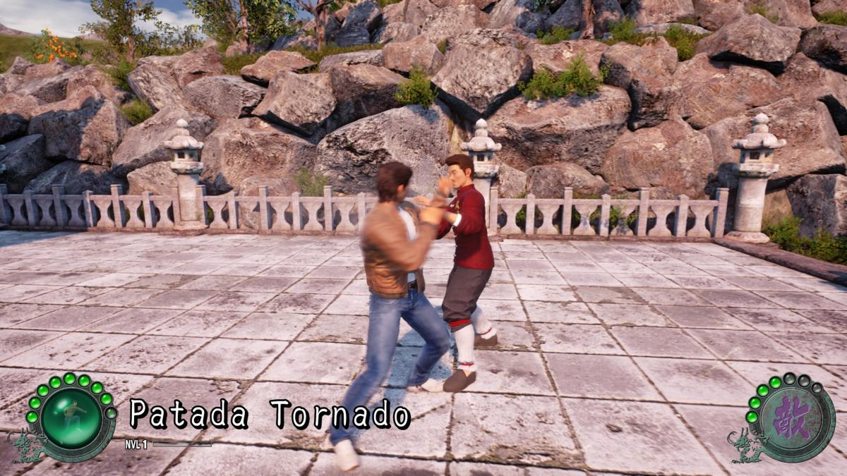 The combat in Shenmue 3 is bad