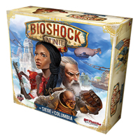 Continue BioShock Infinite's Story with Brand New Board Game