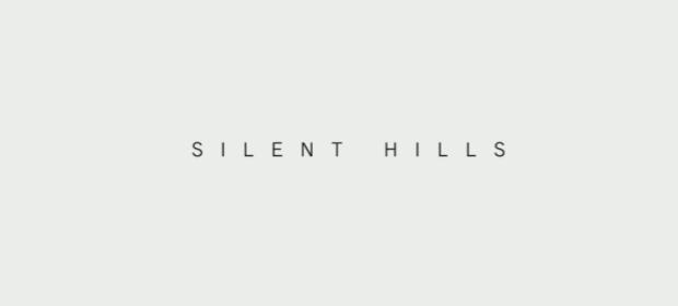 Silent Hills Announced, Kojima Involved