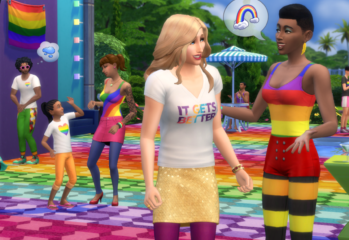 For Pride month, The Sims celebrate LGBTQ+ Simmers.