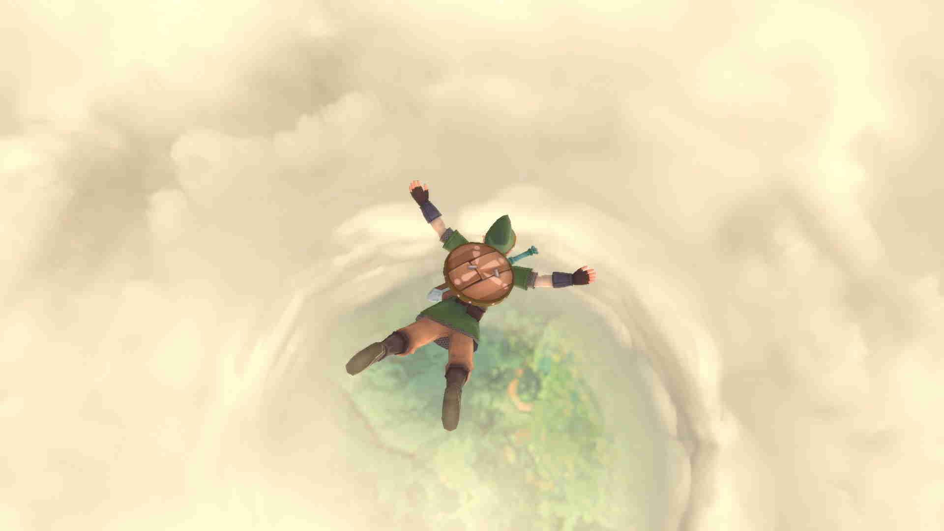 Skyward Sword HD review: streamlining