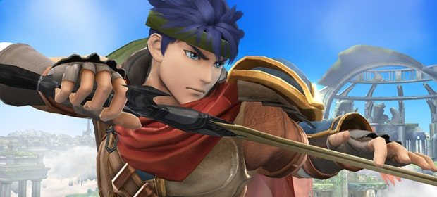Ike From Fire Emblem Returns To Super Smash Bros.