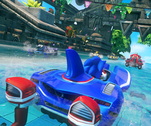 SEGA Evolve Kart Racing with New Sonic & All-Stars Racing Transformed