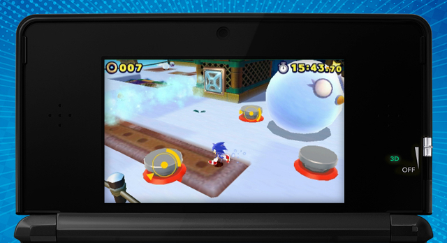 Sonic: Lost World 3DS Review