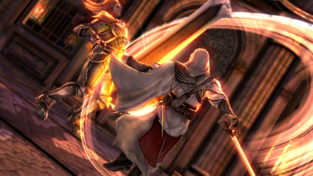 An Evening With Ezio Soul Calibur