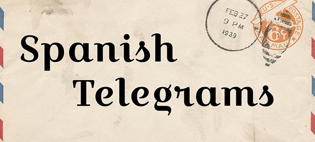 Spanish Telegrams